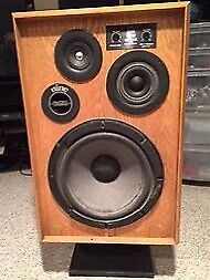 Looking for A Set of Altec Nines