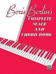 Boris Berlin's Complete Scale & Chord Book