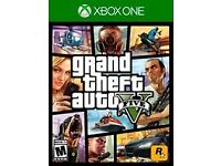 Grand theft auto 5 (gta5) , Xbox one , as New ! Price stands , no offers !