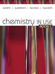 Chemistry in Use Book 1 (Student Book with Access Code) Carindale Brisbane South East Preview