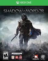 Battlefield Hardline & Shadow of Mordor for XB1