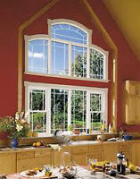 custom Vinyl  windows direct from the manufacturer