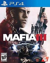 Mafia 3 Ps4 (Played only a few times) As New Windsor Region Ontario image 1