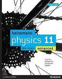 VARIOUS-PHYSICS 11 HEINEMANN enhanced plusNOVELS/TEXTS.$10-$40MAX