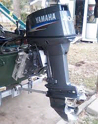 Looking For A 30-50 HP Outboard