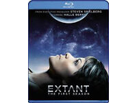 Extant Season 1 Bluray UK - Mint Condition