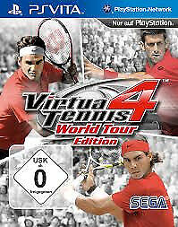 PS-VITA VIRTUA TENNIS 4 (LOTS OF OTHER TITLES IN STORE)