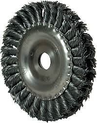 grinding wire wheel