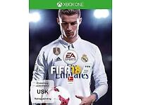 FIFA 18 AND FIFA 17 £20