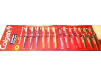 WHOLESALE JOBLOT COLGATE TOOTHBRUSH 16 PACKS OF 12 TOTAL 192 TOOTHBRUSHES