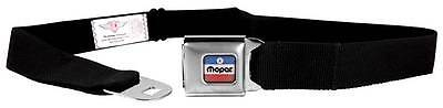Seatbelt Men Canvas Web Military Jeep Dodge Mopar HEMI Logo White Red Black