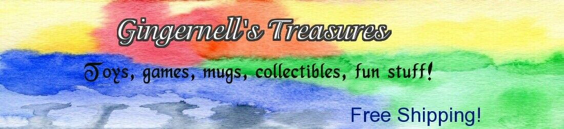 Gingernell's Treasures