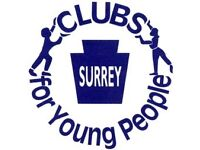 Part Time Youth Session Worker required for weekday evenings during term time