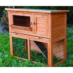 New Rabbit Hutch Package Deal - All your pet bunny will need Osborne Port Adelaide Area Preview
