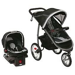 Graco Click Connect Travel System: Stroller and Carseat