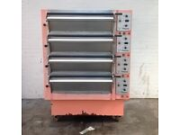 Tom Chandley 4 Deck 8 Tray Low Crown Deck Oven