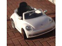 Electric remote control car - Beetle