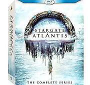 Stargate Atlantis Complete Season 1