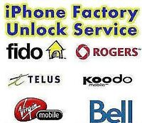 Unlock All iPhone All Carriers