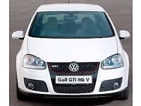 VW GOLF MK5 2004-2008 GTI GTD FRONT BUMPER FOG GRILLE DRIVER SIDE NEW HIGH QUALITY FREE DELIVERY
