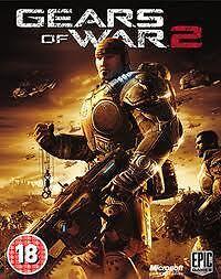 MINT XBOX 360- GEARS OF WAR 2