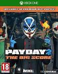 [Xbox ONE] Payday 2 The Big Score