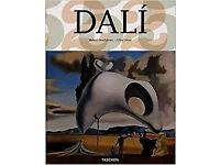 Brand new hardback Salvador Dali book