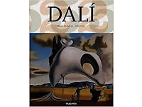 Brand new hardback Salvador Dali book