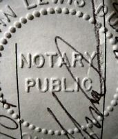 Notary Public Windsor | Mobile Service | Call: (519) 252-3636