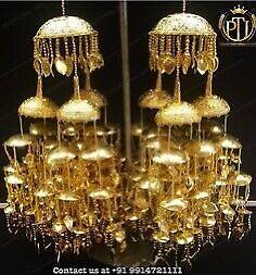 Indian punjabi sikh wedding accessory jago kirpan Dholki on rent