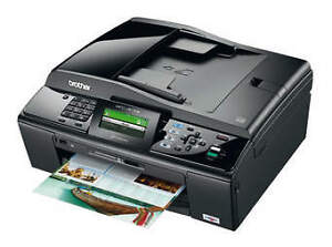 New in Box Brother MFC-J615w Multi-Function Printer