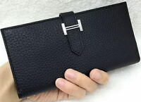 Black Leather Wallet (Lost)