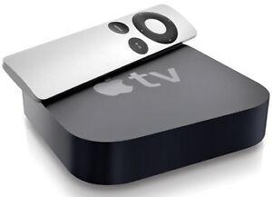 Apple TV 3rd generation box