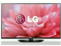 "LG 32"" LED tv builtin freeview USB media player fullhd mint condition fully"