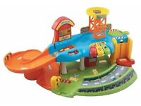 Vtech Toot-Toot Drivers Garage & Drivers Emergency 3 Cars