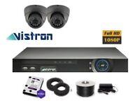 Harmony Technologies 2 Camera CCTV System