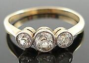 Antique Victorian Rings