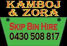 Kamboj & Zora Skip Bin Hire Craigieburn Hume Area Preview