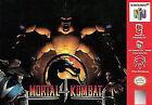 Mortal Kombat 4 Video Games