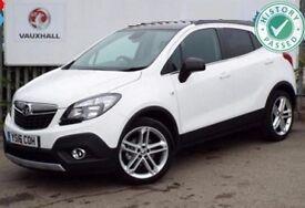 Vauxhall Mokka 1.6 CDTi Limited Edition Apr 16 PLATE 136 BHP