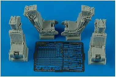 Aires 1/48 M.B GRUEA-7 EA-6B Ejection Seats for Airfix kit 4401