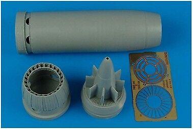 Aires 1/32 F-100D Super Sabre exhaust nozzle for Trumpeter kit 2093