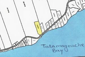 6 acres ocean access (with beach) fabulous view Tata Bay