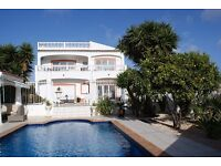 Villa for Sale in Portugal/Algarve. Home and/or Business(Rental Income Est.2015). Private Pool. Now!
