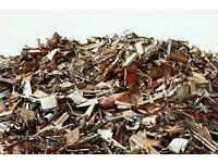 Collect Scrap Metal/Rubbish/Cooper, brass pay best price Cash £££