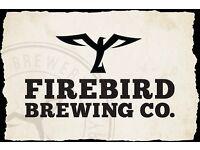 Firebird Brewery Bar Ambassadors