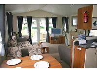 Easter holidays Doniford Bay Caravan hire, deposit £50