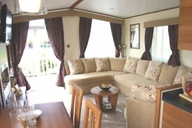Cheap Static holiday home on Brynteg 5* holiday park,open 12 months,snowdonia views, dog friendly
