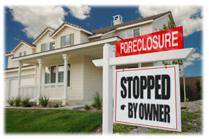 I STOP FORECLOSURES!