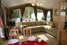 Cheap Static Caravan on a 4* Family Park in the Cotswold Countryside